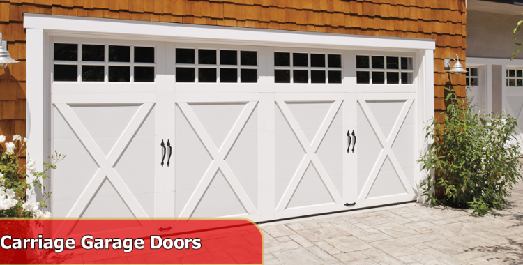 Exceptionnel ... Carriage Garage Doors ...
