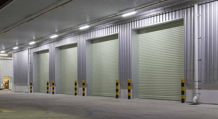 Commercial Garage Door Maintenance Houston Texas