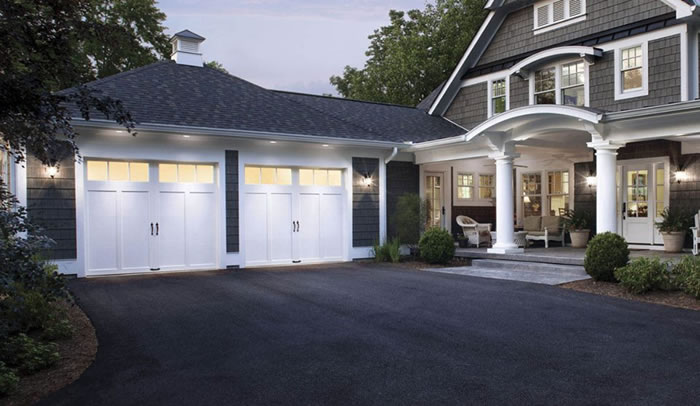 Designer Garage Doors By Amarr Or Clopay Installed By Aladdin Garage Doors  Houston