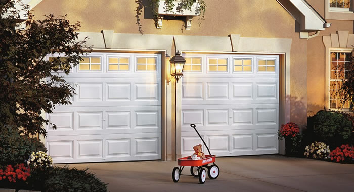 Residential Garage Door Repair by aladdin
