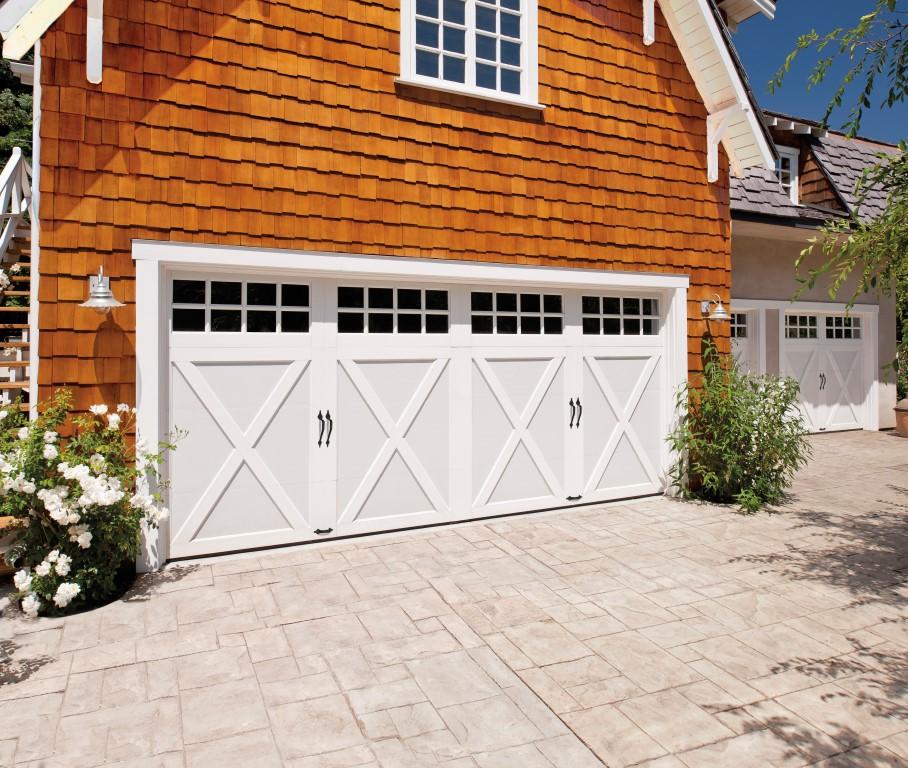 Coachman Style Garage Doors