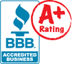 aladdin doors houston is a+ rated and bbb accredited